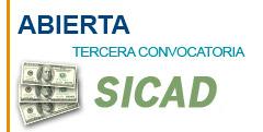 SICAD-Convocatoria